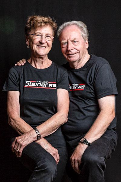 Rita und Berchtold Steiner